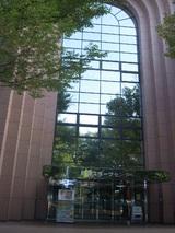 スポーツセンター建物