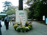 新宿御苑入り口