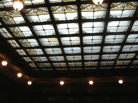衆議院議場天井