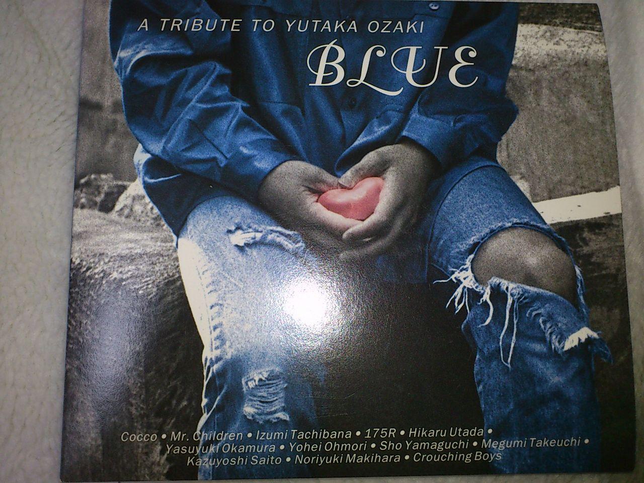 "BLUE"" A TRIBUTE TO YUTAKA OZAK..."