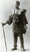 【渓谷歩きの天才】宇治長次郎(うじ・ちょうじろう)・富山の偉人