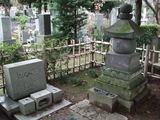 岡倉天心墓所2