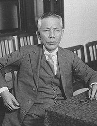 安達謙蔵(あだち・けんぞう)・熊本の偉人