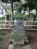 岡倉天心墓所1