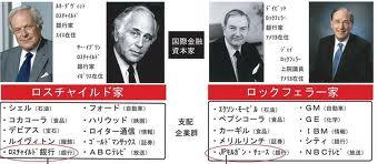 Rothschild VS Rockefeller 01