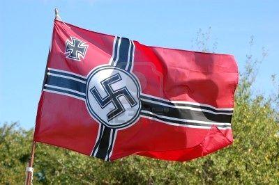 Nazi flag 01