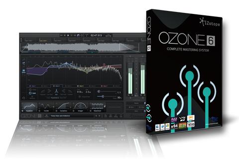 マスタリングプラグイン「iZotope Ozone6」がDTM初心者にも使いやすくておすすめ!