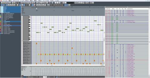 ABILITY MIDI打ち込み