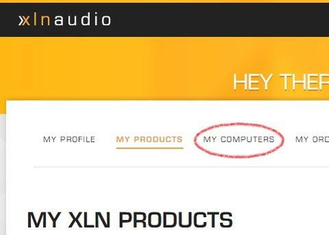 XLN Audio HP