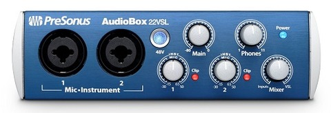 AudioBox 22VSL