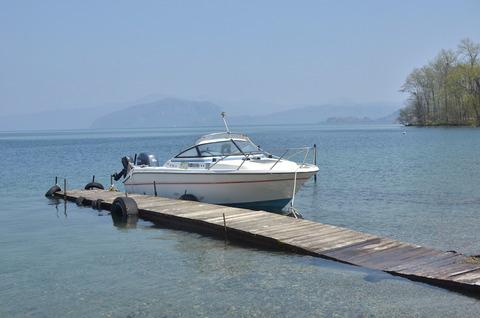 十和田湖畔マリーナ