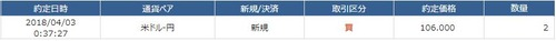 USD106円
