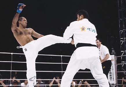 yoshida vs gracie