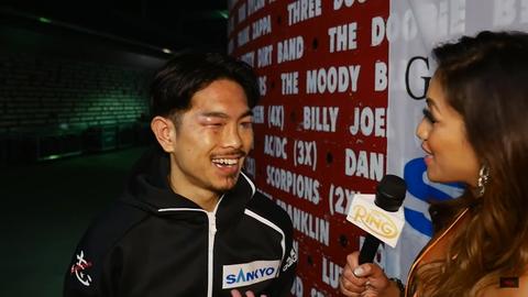 井岡一翔が惜しくも日本人初の4階級制覇ならず WBO世界スーパーフライ級王座決定戦
