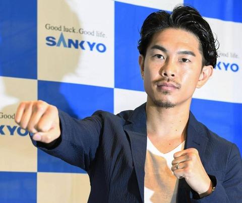 井岡一翔が大晦日にマカオで世界戦 勝てば日本選手史上初4階級制覇へ