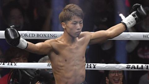 【WBSS】井上尚弥の準決勝の対戦相手がエマヌエル・ロドリゲスに決定