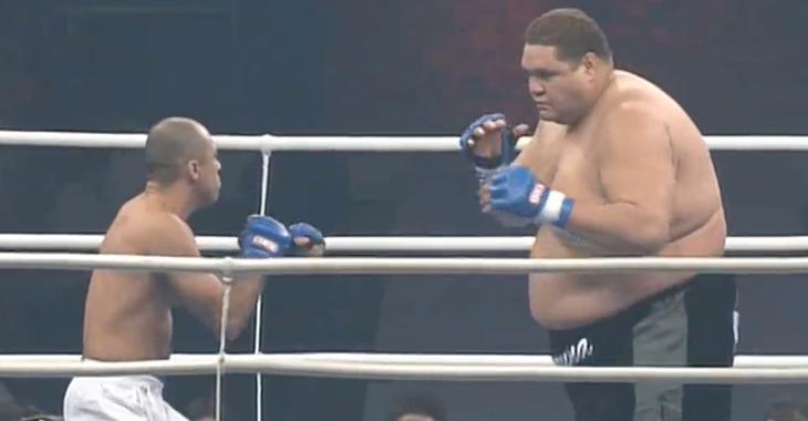 大相撲力士って体重メッチャあるから他のボクシングや格闘技やっても ...
