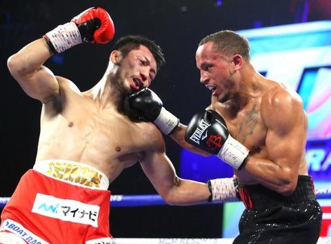 WBA世界ミドル級王者・村田諒太 ロブ・ブラントに大差の判定で敗れ王座陥落