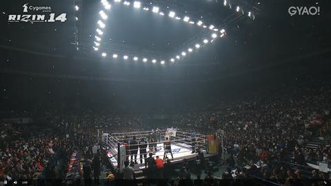 【RIZIN.14】那須川天心vsフロイド・メイウェザーの試合結果