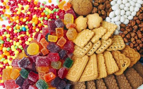 食品、お菓子