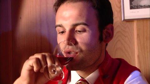 645696225-bruelisau-山-ホテル-アツペンツエラー民族衣装-赤ワイン