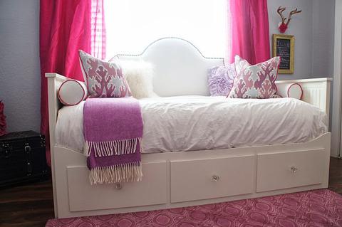 ゴージャスなベッド Ikea家具で、素敵でユニークな子供部屋を完成させよう! Naver まとめ