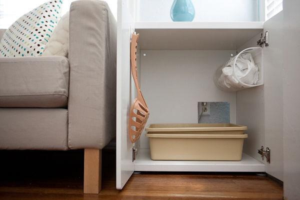 Ikea家具のdiy・改造方法まとめ 【ネコちゃん大喜び】stuvaを使って、おしゃれにネコちゃんのトイレを作る