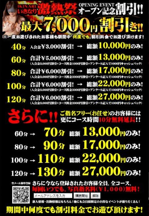 いきなり激熱祭