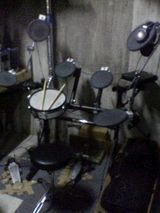 自宅ドラム部屋