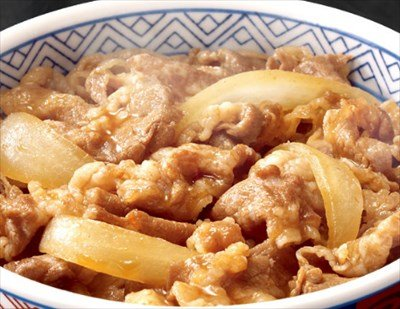 リーマン「並」 ニートワイ「牛すき鍋膳ごはん大盛り」