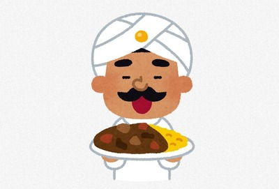 """""""インド料理屋""""で働いてるけど質問ある?"""
