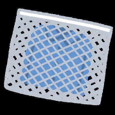 【一人暮らしの三大神器】 1.紙皿 2.洗濯ネット