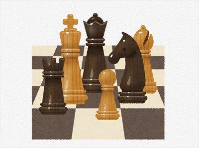 「チェスのプロ目指してる留学生」だけど質問ある?