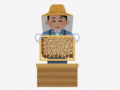 """""""養蜂家""""だけど質問ある?"""