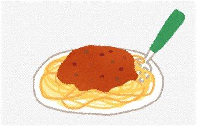 """""""スパゲッティ屋""""やってたけど質問ある?"""
