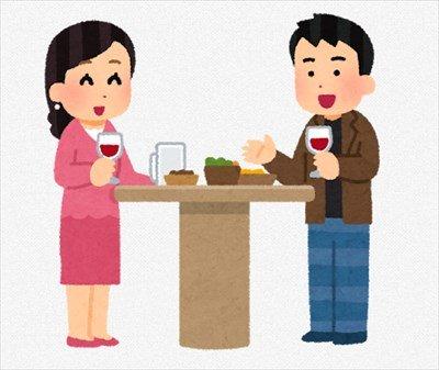 ガチで質問なんやが「人妻と飲みに行ったら不倫になる?」