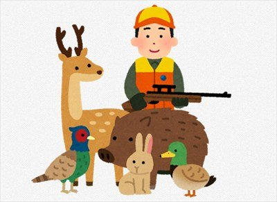 """""""狩猟免許試験""""受けてきたけど質問ある?"""