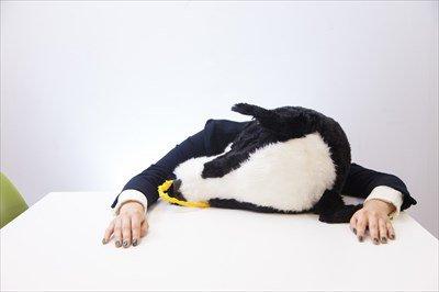 【悲報】仕事本当に疲れた…会社には来たけど動けない…