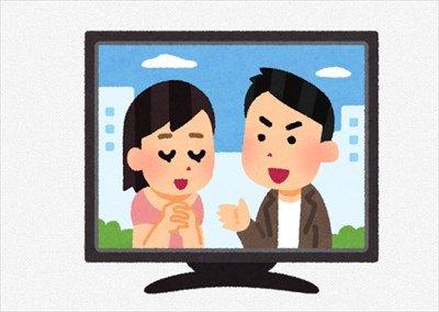 """""""テレビの速報出す人""""だけど質問ある?"""