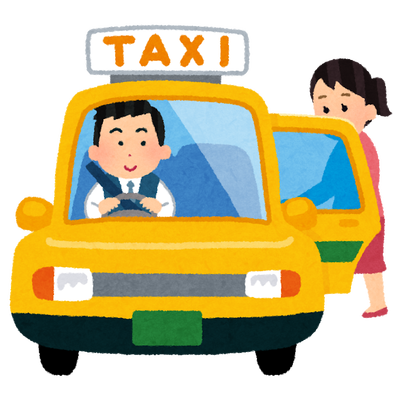 """【職レポ】""""タクシー運転手""""だけど質問あるか?"""