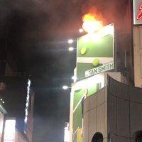 ジャニーズ遭遇の聖地・渋谷で火災発生!HiHi Jetsや東京B少年のメンバーは大丈夫!?