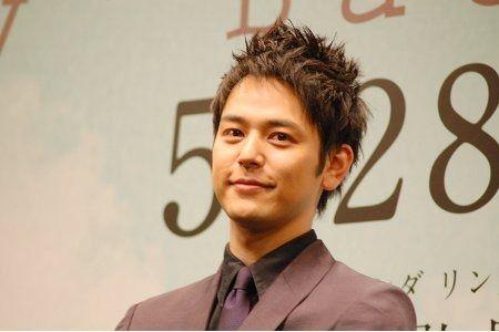 妻夫木聡の短髪がやっぱり爽やかでかっこいい髪型