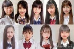 日本一かわいい女子中学生「JCミスコン2020」ファイナリスト9人発表