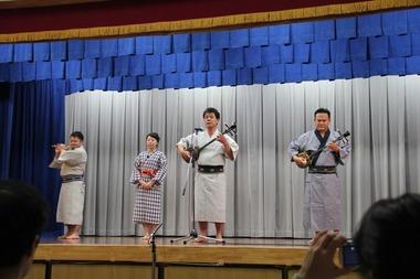 八重山の唄と踊りり夕べ 8