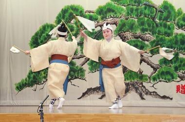 八重山の唄と踊りり夕べ 4