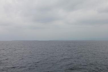 波照間島へ 10