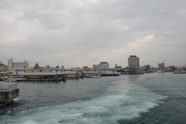 波照間島へ 2