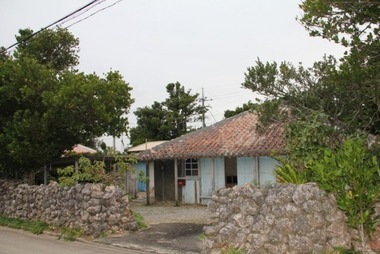 波照間島村中 1