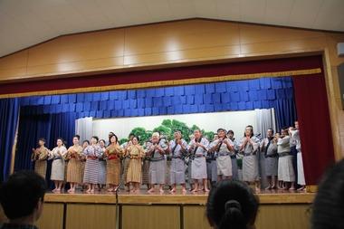八重山の唄と踊りり夕べ 9
