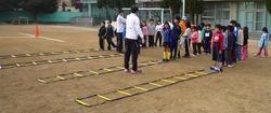 小学生走り方教室07